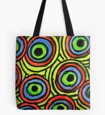 Abstract Fluoro 6  Tote Bag