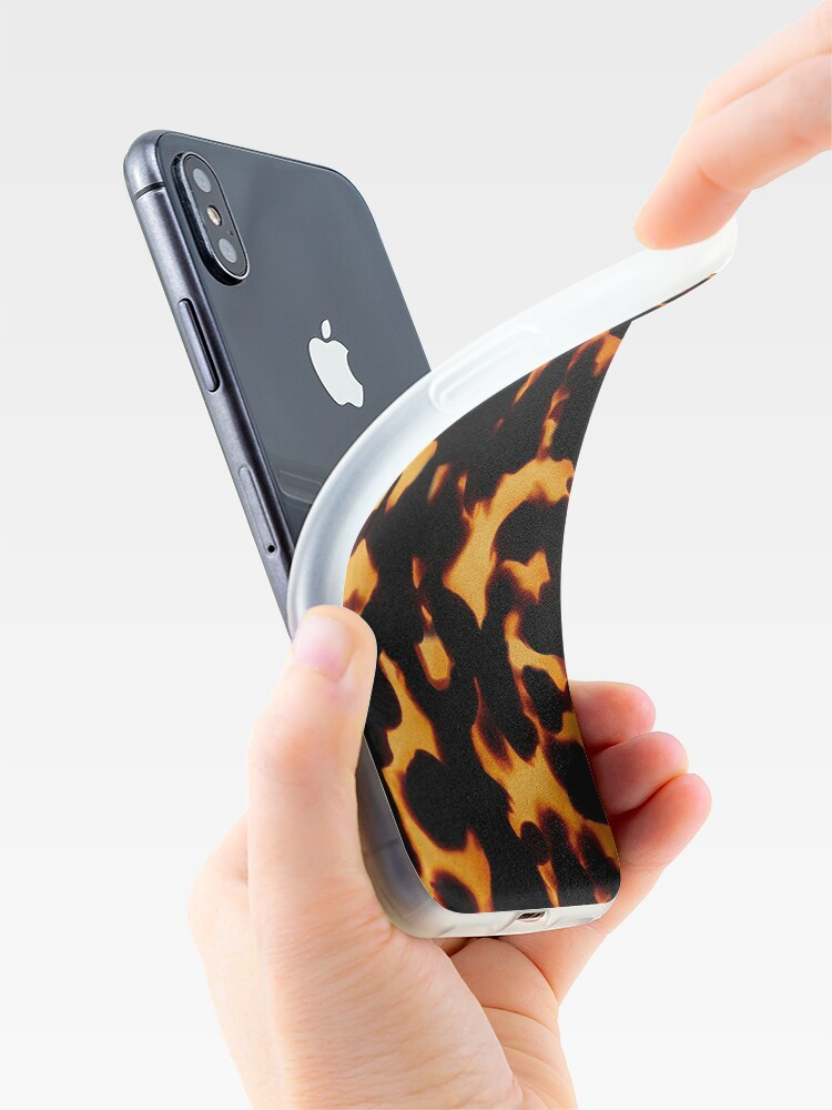Alternate view of Tortoise Shell II iPhone Case & Cover