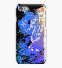 Auron Emblem (Black) iPhone Case/Skin