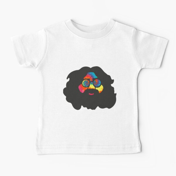 Tie Dye Jerry Baby T-Shirt