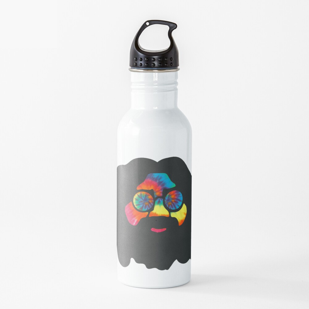 Tie Dye Jerry Water Bottle