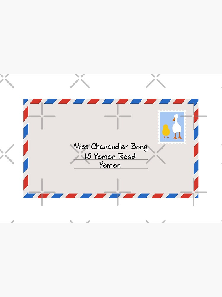 Miss Chanandler Bong by shaylikipnis