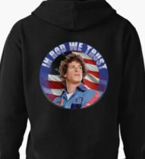 IN ROD WE TRUST Pullover Hoodie