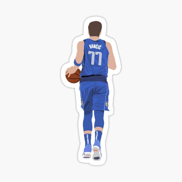 Luka Dončić 77 Sticker