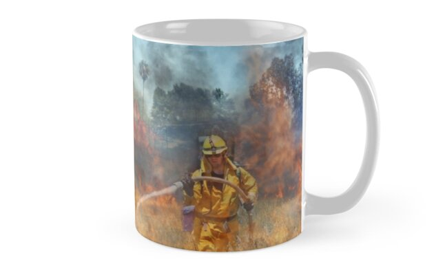 Dedicated to all our Firefighters. by Doty