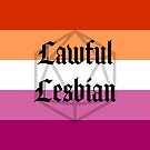 Lawful Lesbian by QueerStitches
