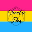 Chaotic Pan by QueerStitches