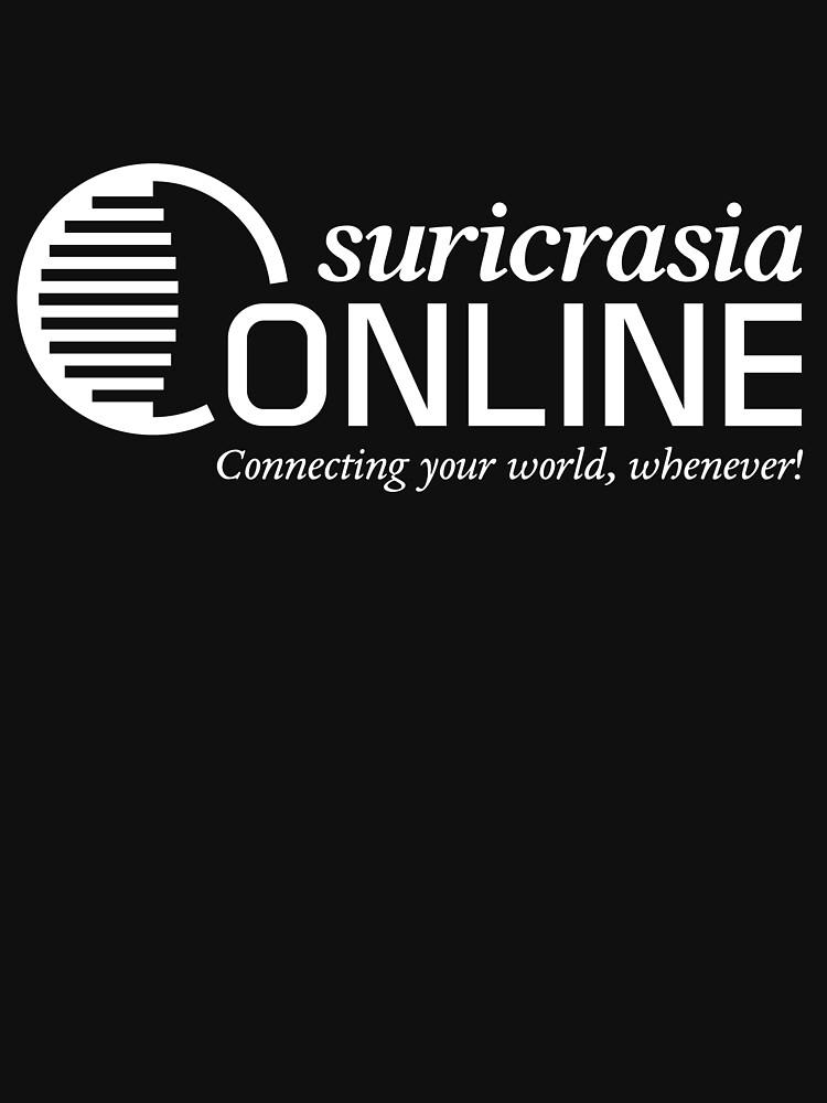 NEW Suricrasia Online T-Shirt by blackle