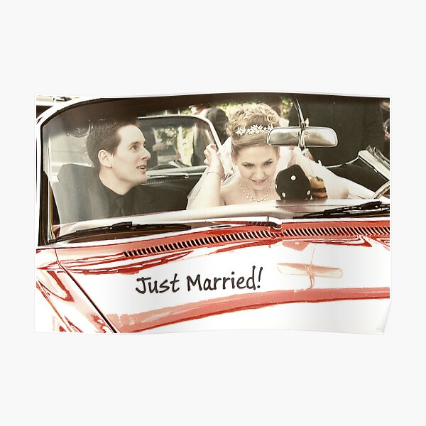 Just Married! Poster