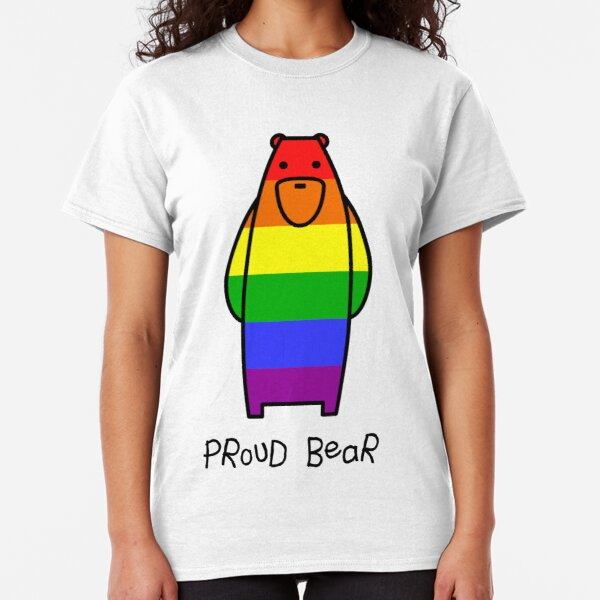 Proud Bear Classic T-Shirt