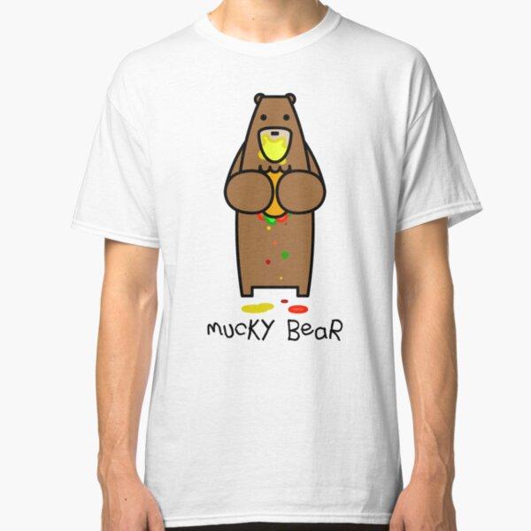 Mucky bear Classic T-Shirt