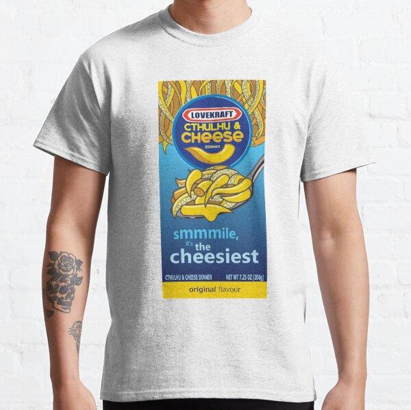 LoveKraft - Cthulhu and Cheese Classic T-Shirt