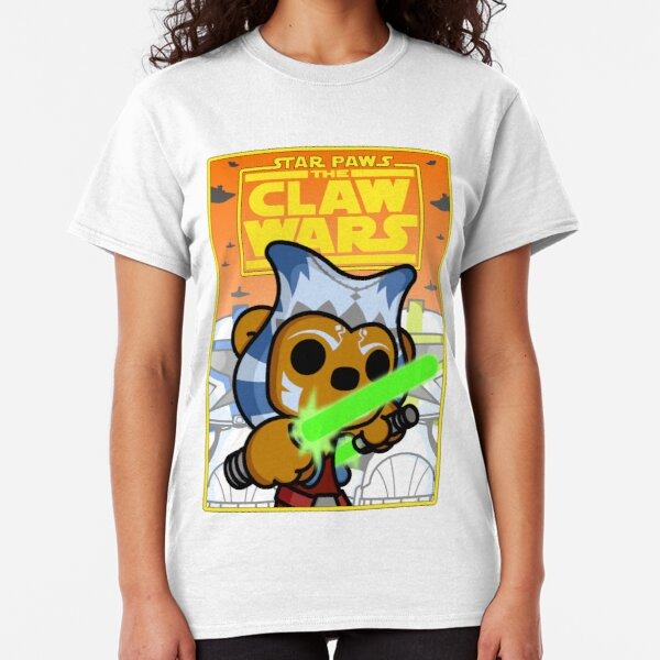 Star Paws Claw Wars Classic T-Shirt