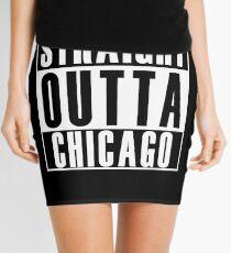 Straight Outta Chicago Mini Skirt