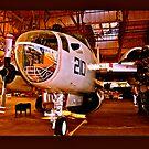 Bennett Field Preservation Hanger by micpowell