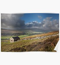 Shooting Lodge - Littondale Poster