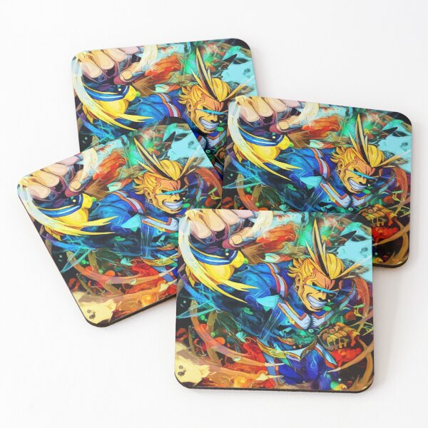 1 4 all Coasters (Set of 4)