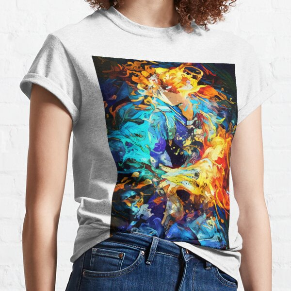 Hot and cold body Classic T-Shirt