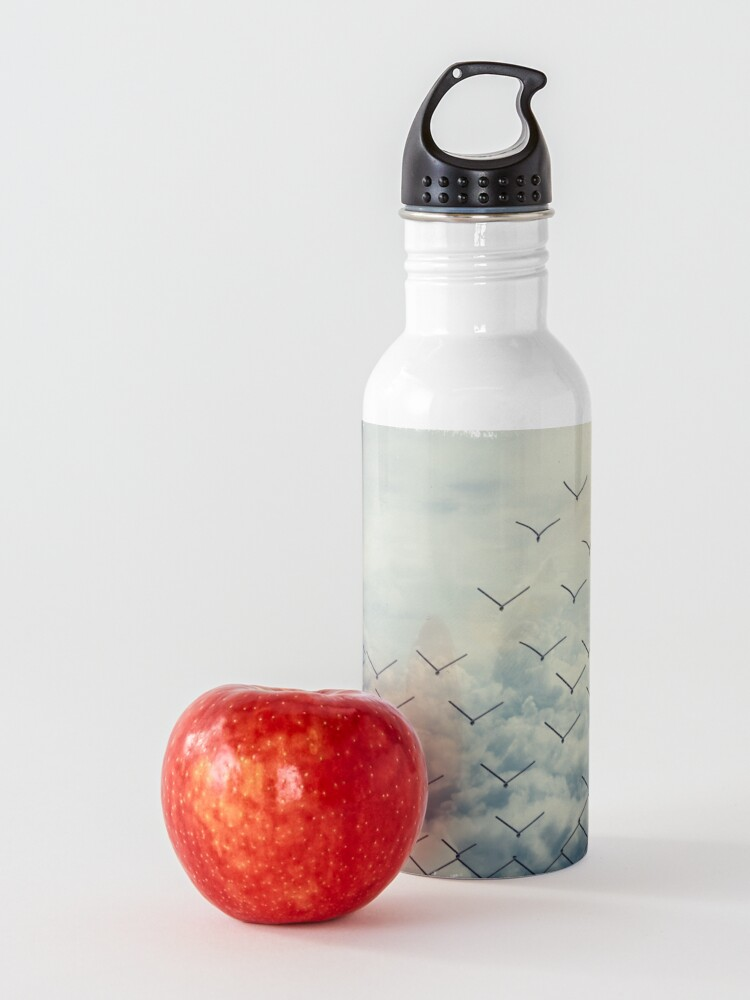 Alternate view of Magical ecape  Water Bottle