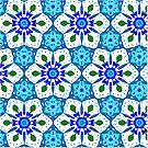 Floralie Blu by genevievem