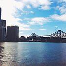 The Story Bridge, Brisbane by NinaJoan