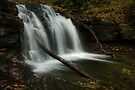 Wyandot Falls (in Autumn) by Aaron Campbell