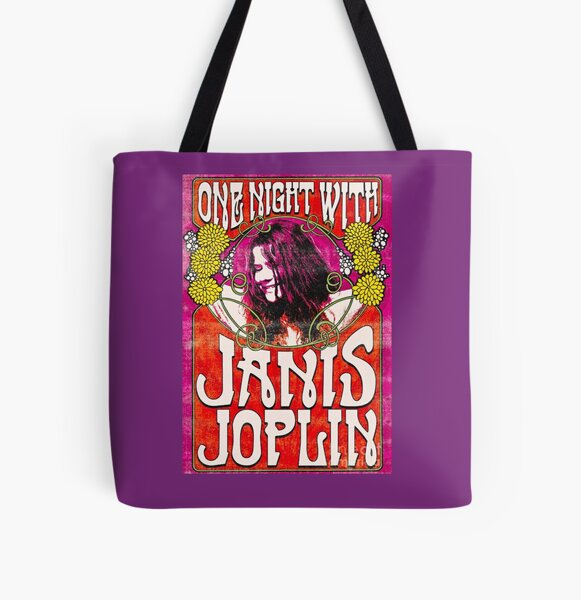 70s vintage poster All Over Print Tote Bag