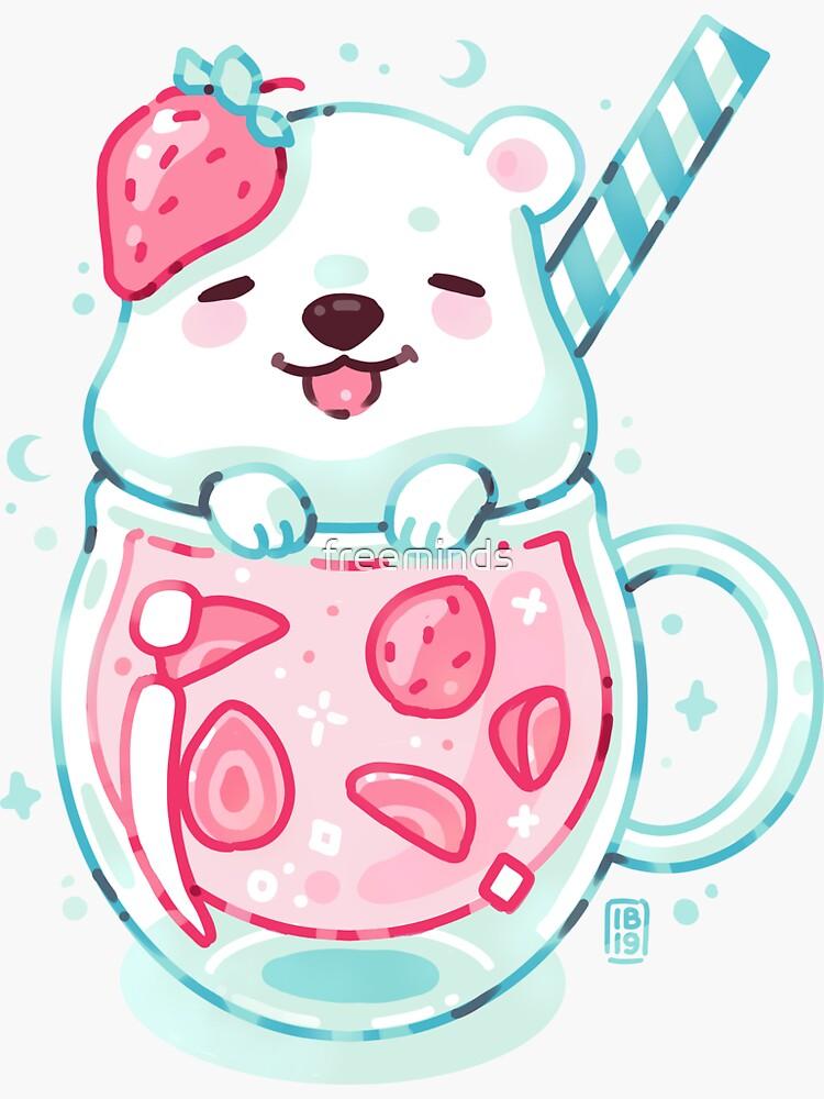 Strawberry Milk by freeminds