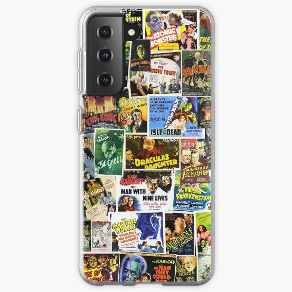 Vintage Horror Samsung Galaxy Soft Case