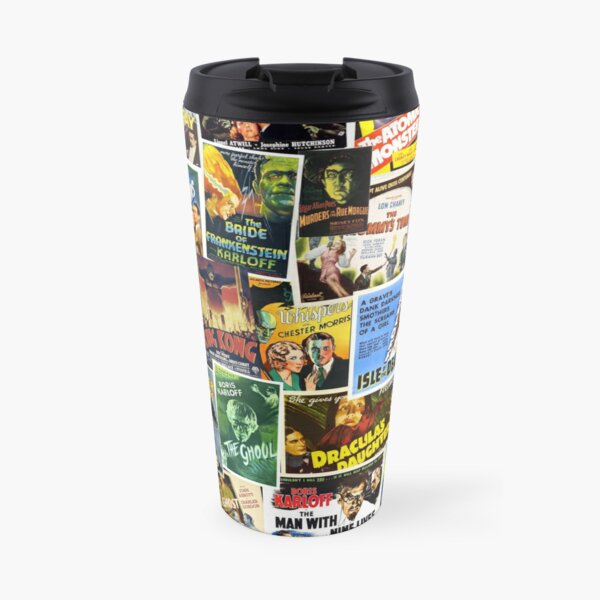 Vintage Horror Travel Mug