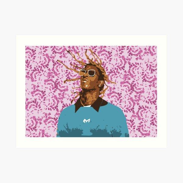 Young Thug Art Prints Redbubble