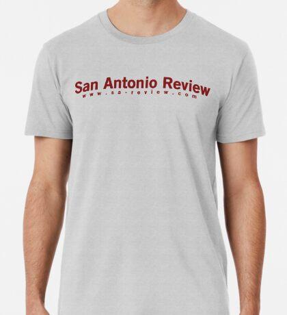 San Antonio Review with URL Premium T-Shirt