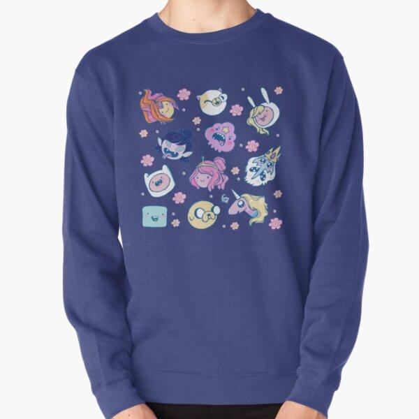 Adventure Time Friends 1 Pullover Sweatshirt
