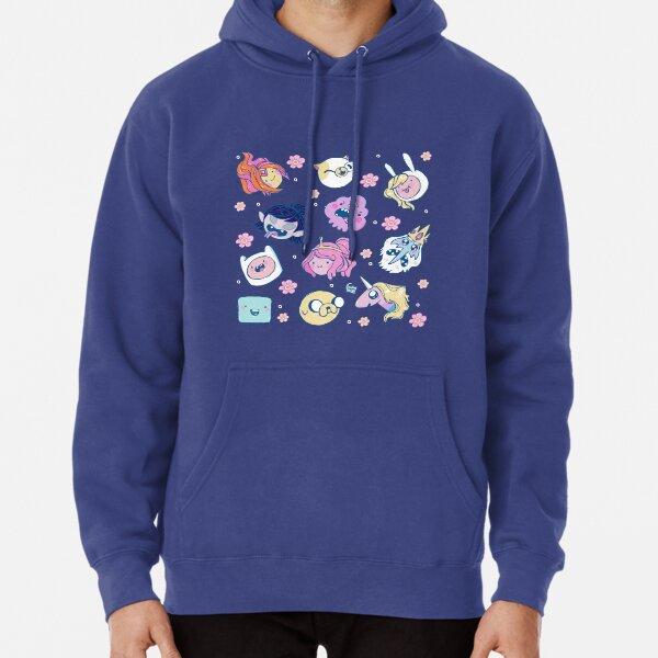 Adventure Time Friends 1 Pullover Hoodie