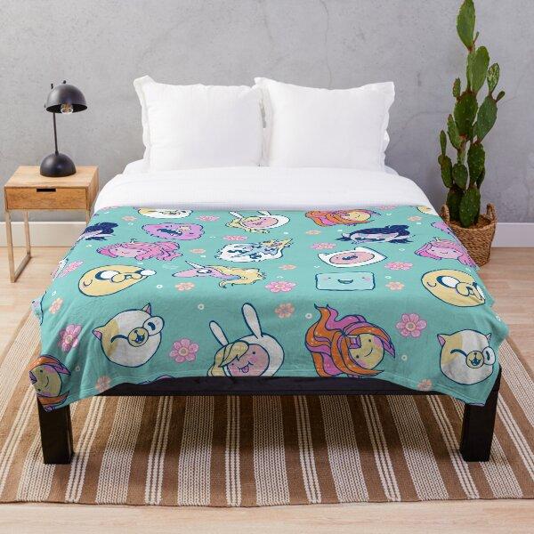 Adventure Time Friends 1 Throw Blanket