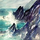 breakers by Claudia Dingle