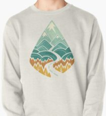 The Road Goes Ever On: Autumn Pullover