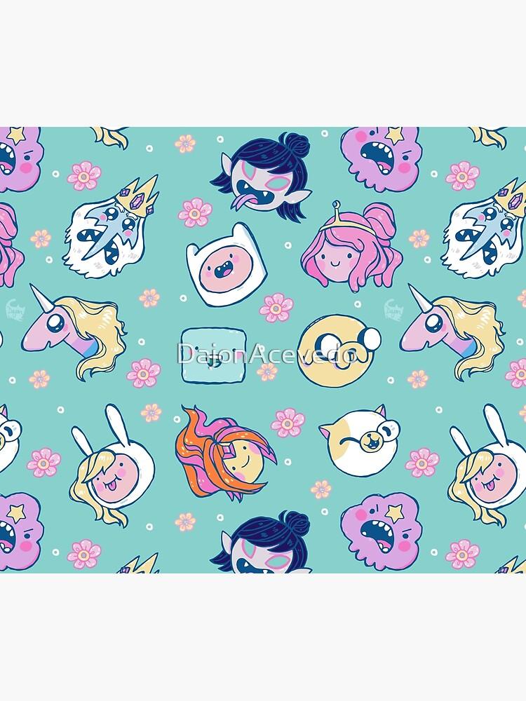 Adventure Time Friends by DajonAcevedo