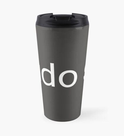 sudo su command Travel Mug
