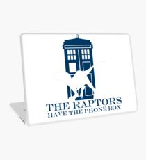 The raptors have the phone box 2 Laptop Skin