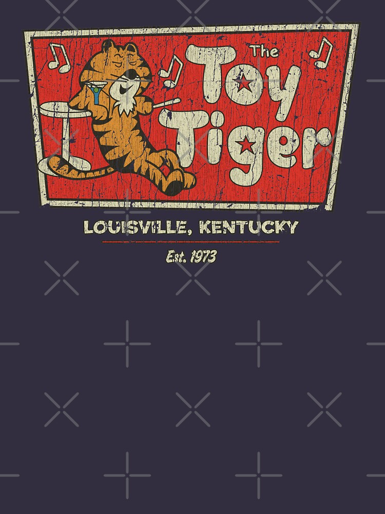 The Toy Tiger Louisville by jacobcdietz