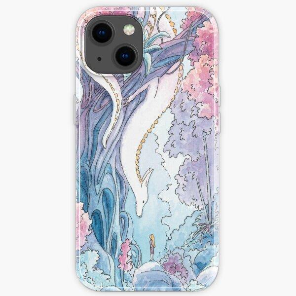 The Albino FoxDragon iPhone Soft Case