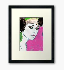 Perfect Calm Framed Print
