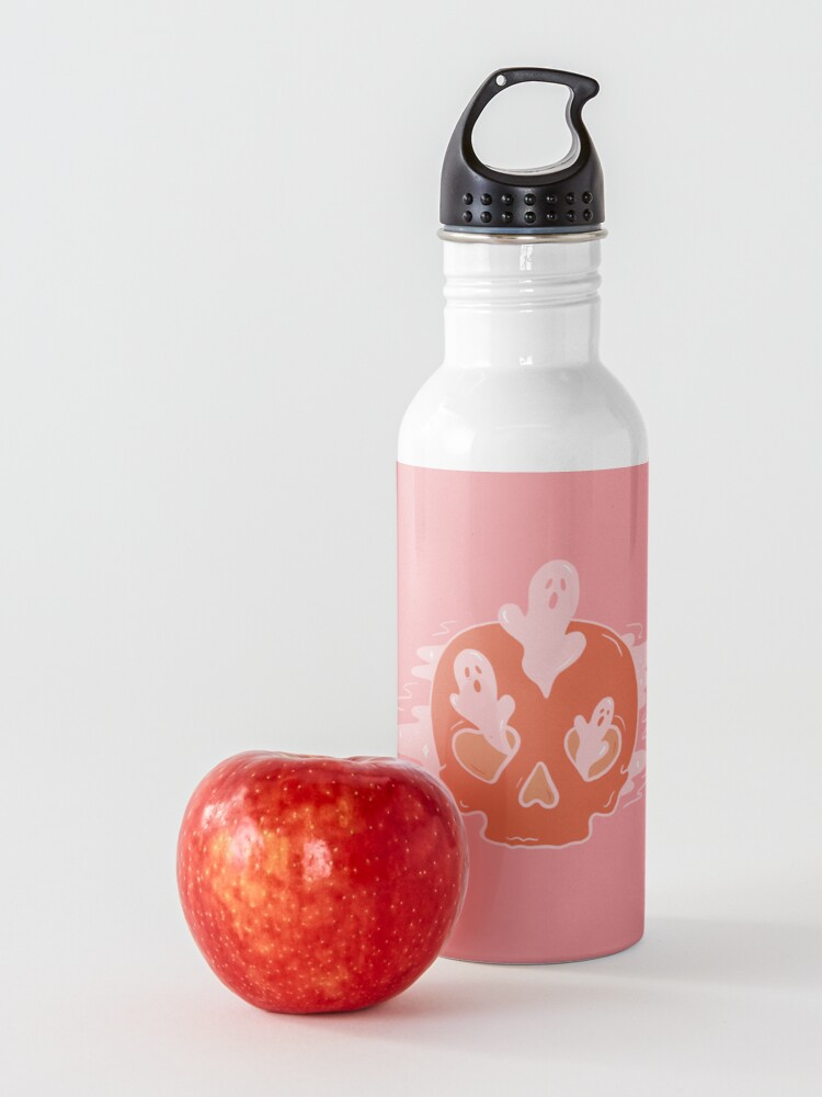 Alternate view of Spooks and Skull Water Bottle