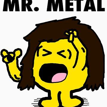Mr Metal by NickT