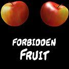 Applebreasts forbidden fruit / Verbotene Früchte by JH-Design
