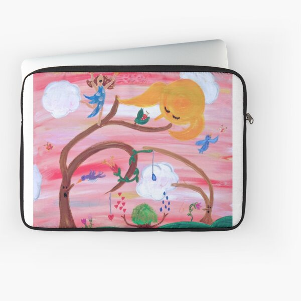 The Day is My Friend Laptop Sleeve