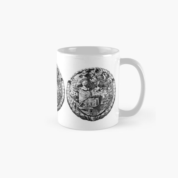 Genetti Coat-of-Arms on Mug Classic Mug