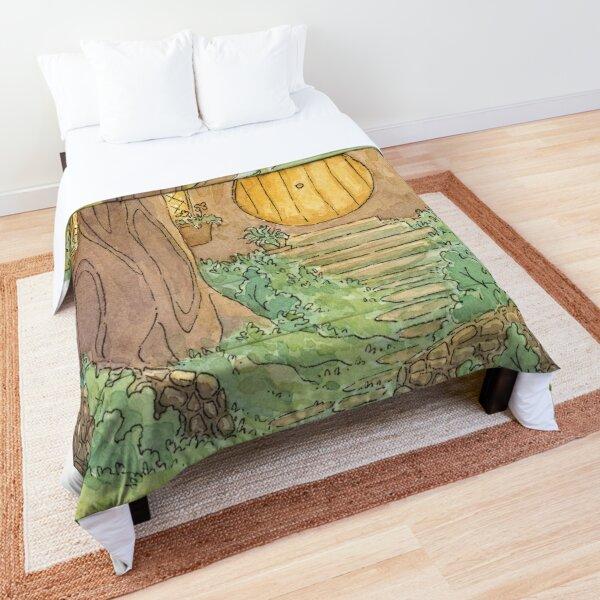 Underhill at Dawn Comforter