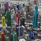 Selective Melbourne  by Ewan Arnolda
